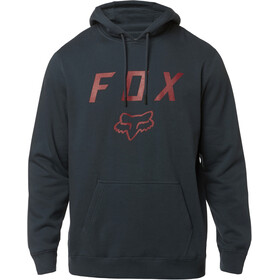 Fox Legacy Moth Fleece Trui Heren, navy/red